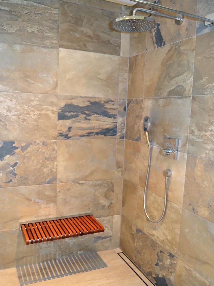 Abbildung Barrierefreie Duschen