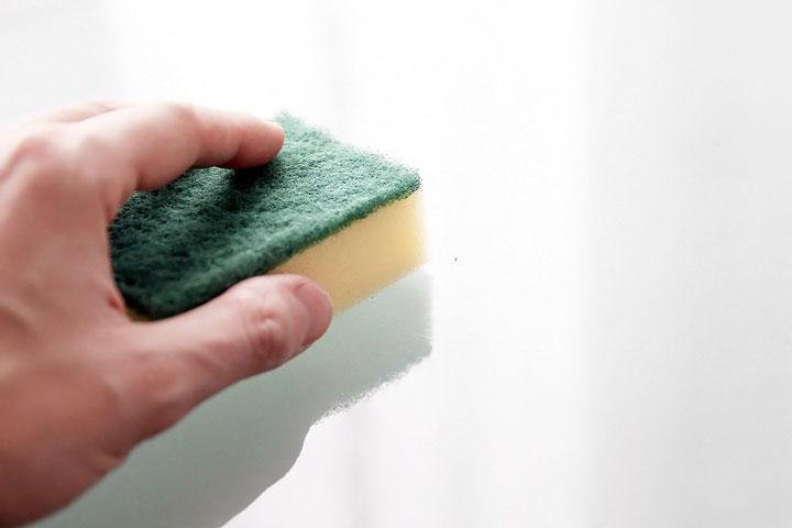 Abbildung Reinigung und Pflege von Fliesen